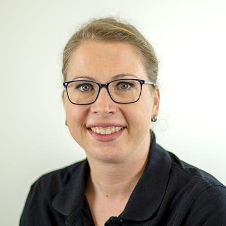 Portrait Frau Schütz