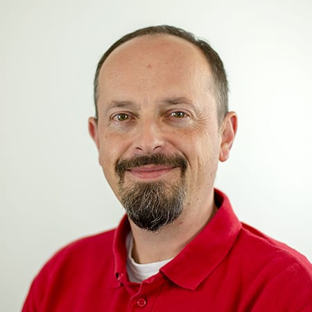 Portrait Herr Hasselblatt