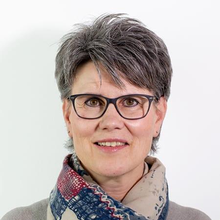 Potrait Frau Schröder