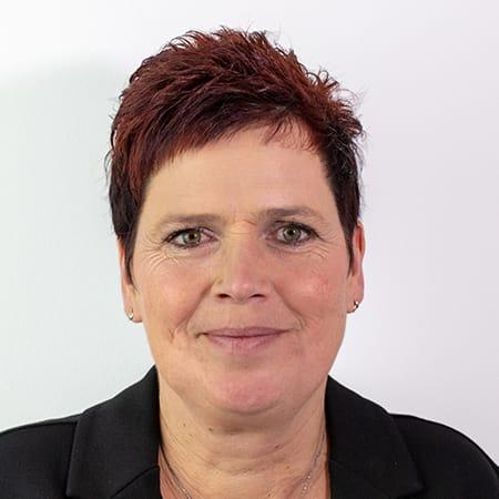 Portrait Frau Dänicke