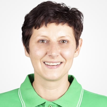 Potrait Frau Kornack